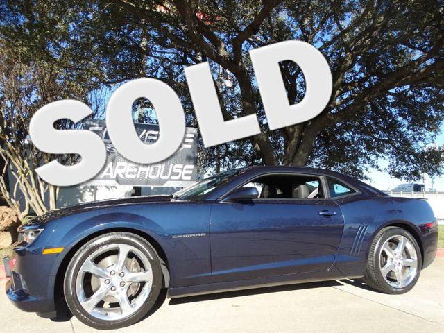 2015 Chevrolet Camaro  SS Coupe, Auto, Sunroof, NAV, Polished Wheels 39k!   Dallas, Texas   Corvette Warehouse  in Dallas Texas