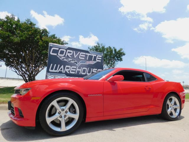 2015 Chevrolet Camaro SS Coupe Auto, CD Player, Sunroof, Alloys Only 35k