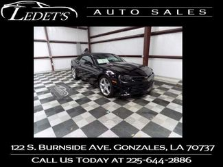 2015 Chevrolet Camaro SS - Ledet's Auto Sales Gonzales_state_zip in Gonzales