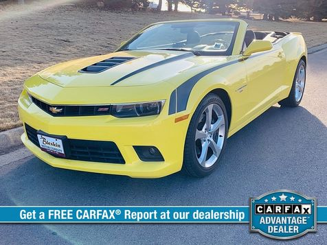 2015 Chevrolet Camaro 2d Convertible SS2 in Great Falls, MT