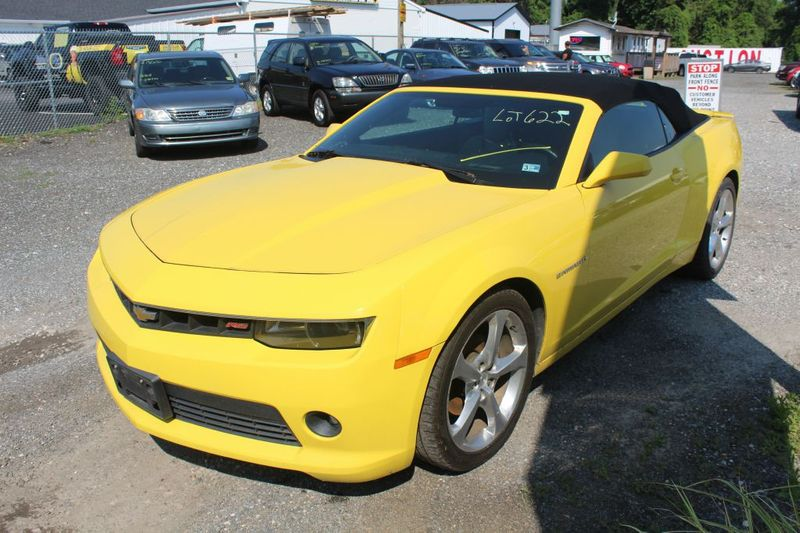 2015 Chevrolet Camaro LT  city MD  South County Public Auto Auction  in Harwood, MD