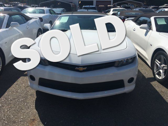 2015 Chevrolet Camaro LT - John Gibson Auto Sales Hot Springs in Hot Springs Arkansas