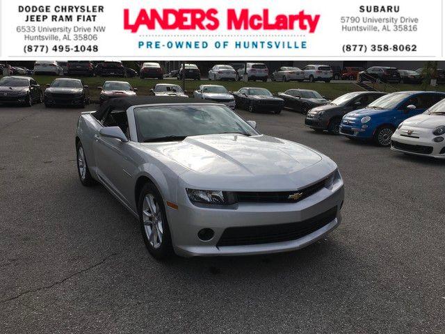 2015 Chevrolet Camaro LT | Huntsville, Alabama | Landers Mclarty DCJ & Subaru in  Alabama