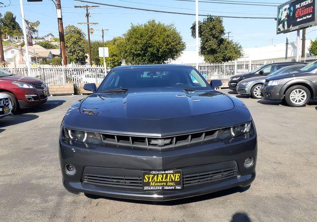 2015 Chevrolet Camaro LT Los Angeles, CA 1