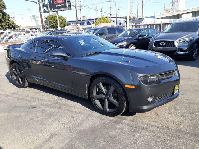 2015 Chevrolet Camaro LT Los Angeles, CA 4