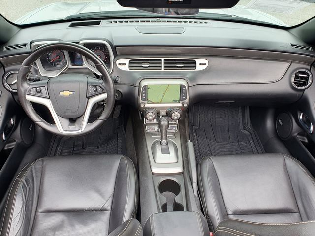 """2015 Chevrolet Camaro SS 2dr Convertible w/2SS Leather/Navigation/20"""" in Louisville, TN 37777"""