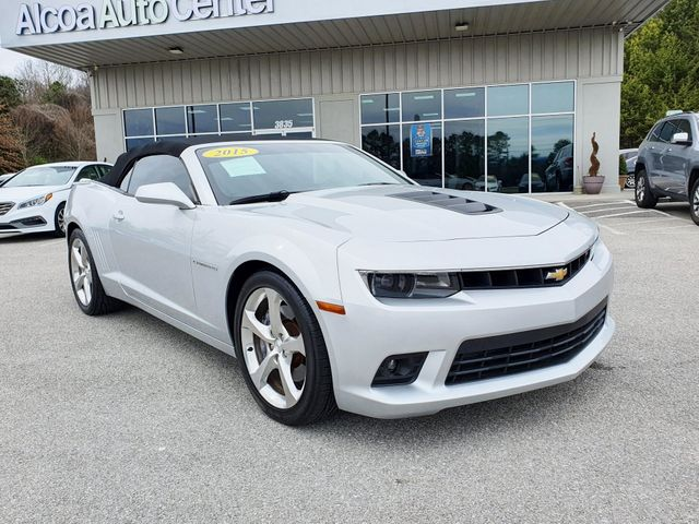 "2015 Chevrolet Camaro 2SS 2dr Convertible Leather/Navigation/20"" Alloys in Louisville, TN 37777"