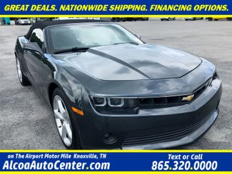 "2015 Chevrolet Camaro LT Convertible RS Package MyLink 20"" Alloys in Louisville, TN 37777"