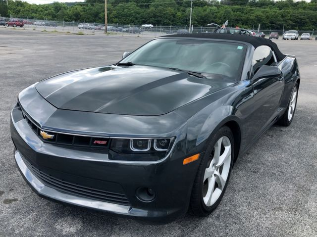 """2015 Chevrolet Camaro LT Convertible RS Package MyLink 20"""" Alloys in Louisville, TN 37777"""
