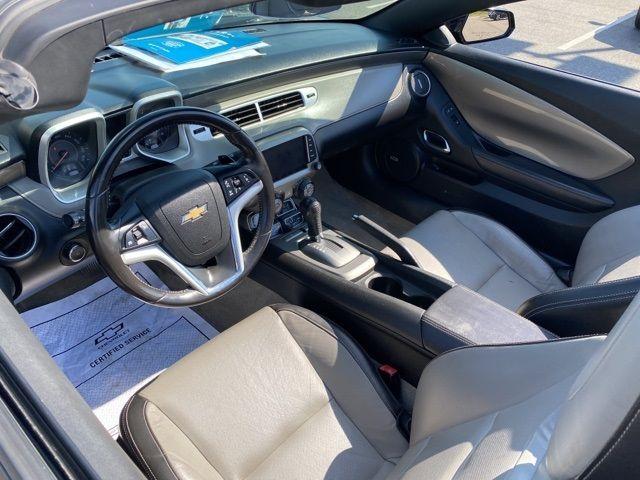 2015 Chevrolet Camaro LT Madison, NC 37