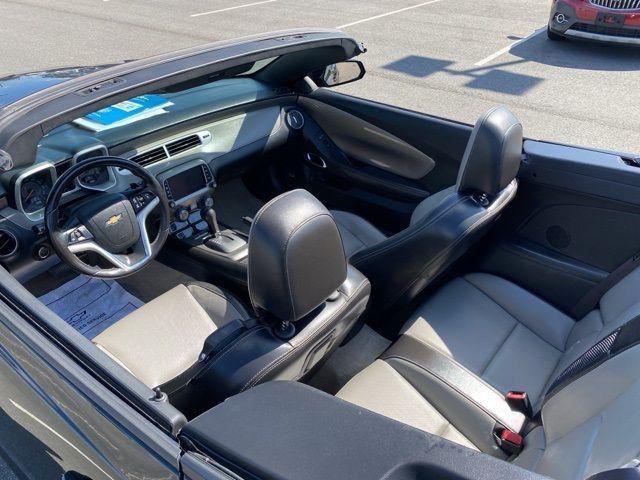 2015 Chevrolet Camaro LT Madison, NC 39