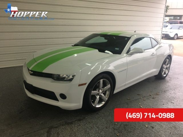 2015 Chevrolet Camaro 1LT in McKinney, Texas 75070