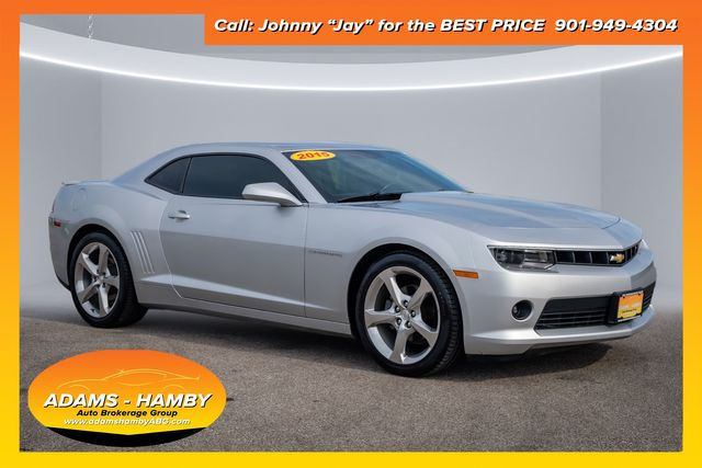 2015 Chevrolet Camaro 2LT and RS Package, Heads Up Display and NAV