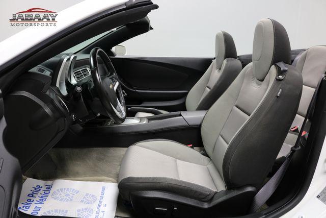 2015 Chevrolet Camaro LT Merrillville, Indiana 10
