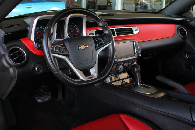 2015 Chevrolet Camaro SS/2SS RS COMMEMORATIVE SPECIAL EDITION- NAV- ROOF Mooresville , NC 34
