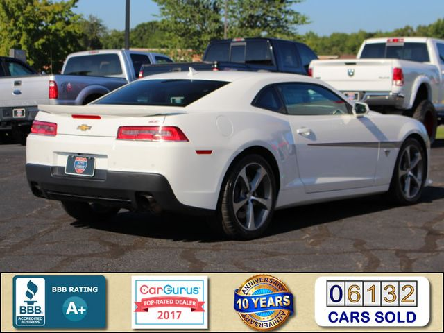 2015 Chevrolet Camaro SS/2SS RS COMMEMORATIVE SPECIAL EDITION- NAV- ROOF Mooresville , NC 2