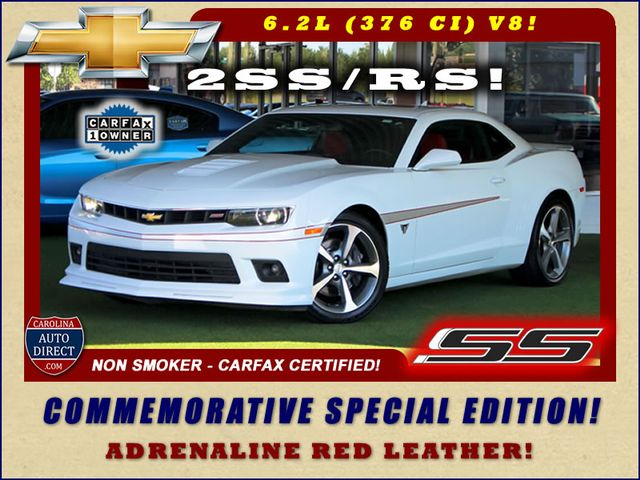 2015 Chevrolet Camaro SS/2SS RS COMMEMORATIVE SPECIAL EDITION- NAV- ROOF Mooresville , NC