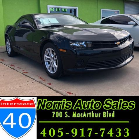 2015 Chevrolet Camaro LS | Oklahoma City, OK | Norris Auto Sales (NW 39th) in Oklahoma City, OK