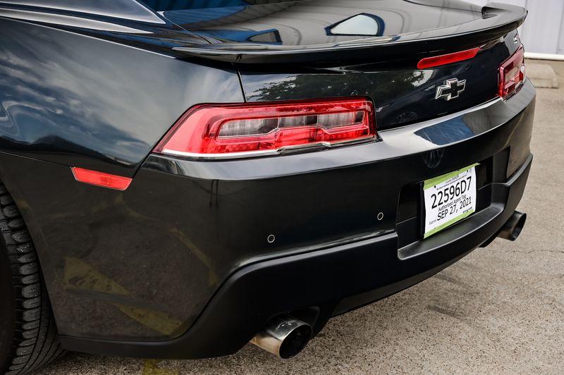 2015 Chevrolet Camaro 6.2L V8 2SS Navigation RS Package Sunroof Nice Car in Rowlett, Texas
