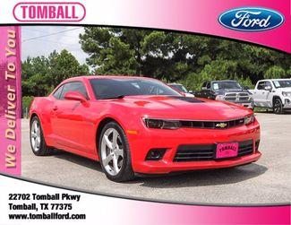 2015 Chevrolet Camaro SS in Tomball, TX 77375