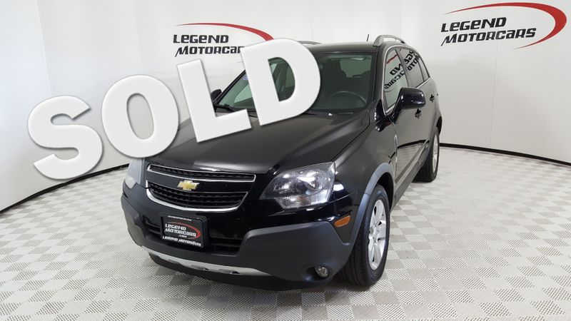 2015 Chevrolet Captiva Sport Fleet LS