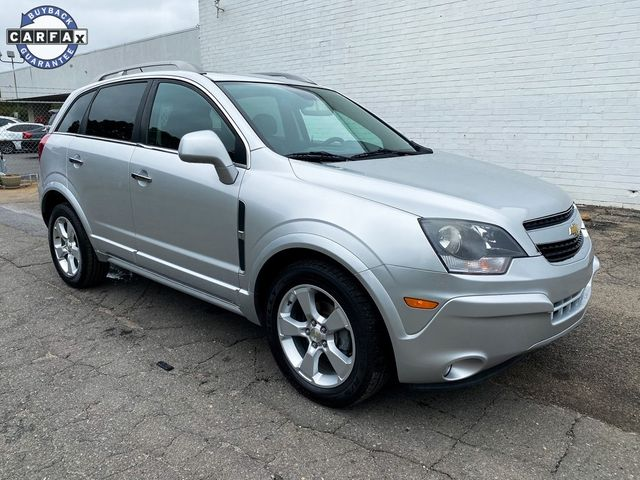 2015 Chevrolet Captiva Sport Fleet LTZ Madison, NC 7