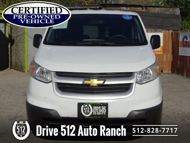 2015 Chevrolet City Express Cargo Van LT in Austin, TX 78745