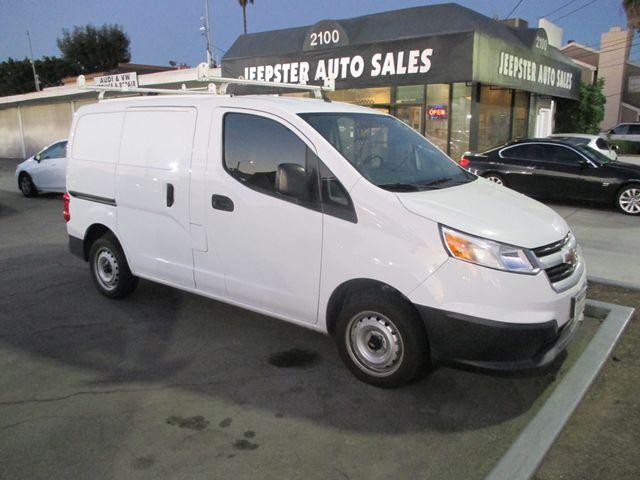 2015 Chevrolet City Express Cargo Van LS in Costa Mesa California, 92627