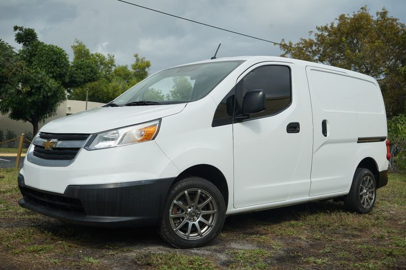 2015 Chevrolet City Express Cargo Van LS in Lighthouse Point FL