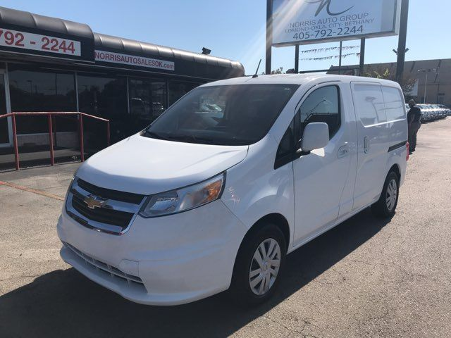 2015 Chevrolet City Express Cargo Van LS in Oklahoma City OK