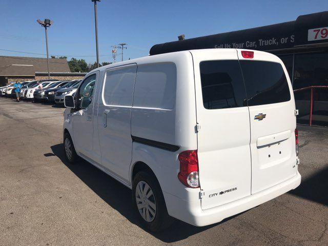 2015 Chevrolet City Express Cargo Van LS in Oklahoma City, OK 73122