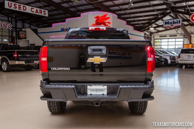 2015 Chevrolet Colorado 4WD Z71 in Addison, Texas 75001