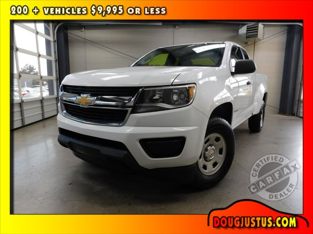 2015 Chevrolet Colorado 2WD WT