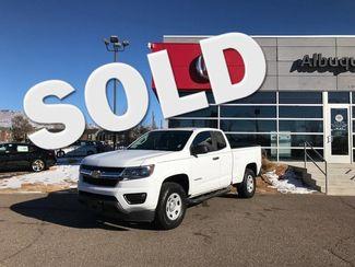 2015 Chevrolet Colorado 2WD WT in Albuquerque, New Mexico 87109