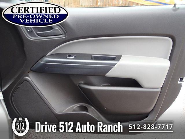 2015 Chevrolet Colorado 2WD WT in Austin, TX 78745