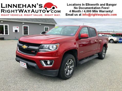 2015 Chevrolet Colorado 4WD Z71 in Bangor