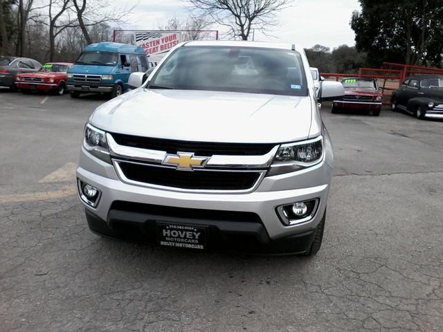2015 Chevrolet Colorado 2WD LT Boerne, Texas 2