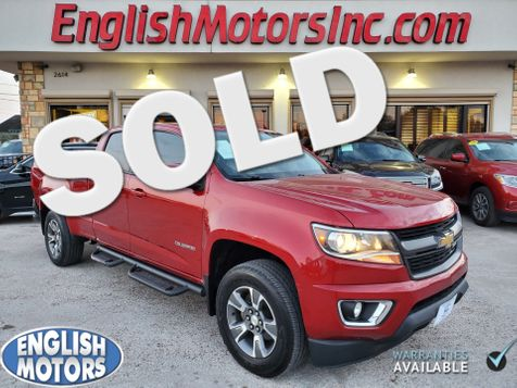 2015 Chevrolet Colorado 4WD Z71 in Brownsville, TX