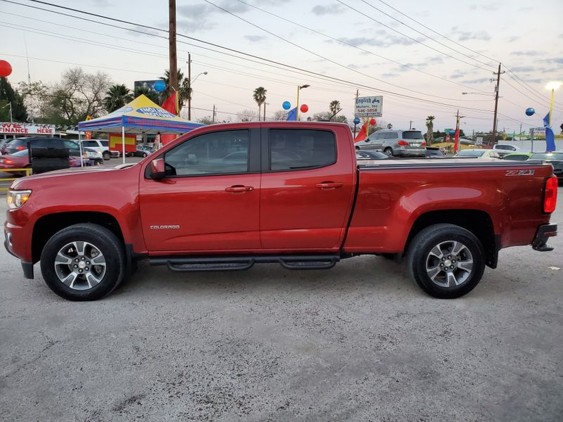2015 Chevrolet Colorado 4WD Z71  Brownsville TX  English Motors  in Brownsville, TX