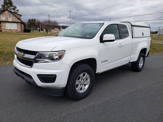2015 Chevrolet Colorado 4WD WT