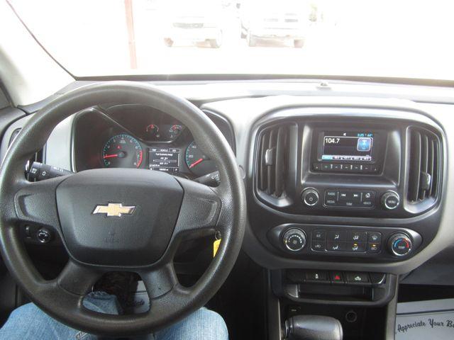2015 Chevrolet Colorado Ext Cab 2WD Houston, Mississippi 10