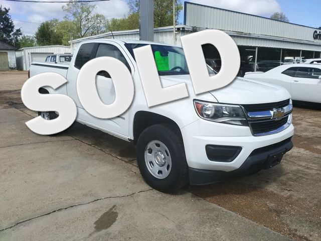 2015 Chevrolet Colorado Ext Cab 2WD WT Houston, Mississippi