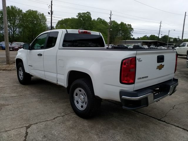 2015 Chevrolet Colorado Ext Cab 2WD WT Houston, Mississippi 5