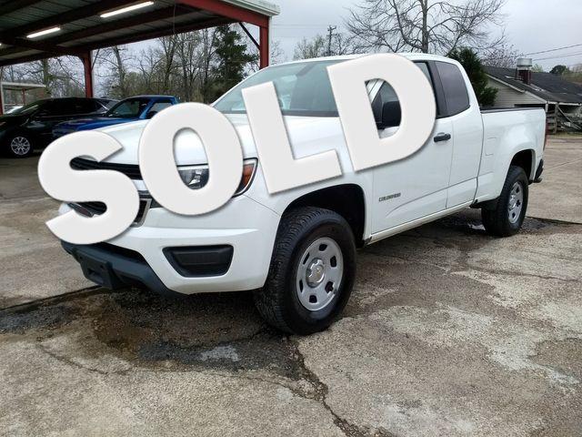 2015 Chevrolet Colorado Ext Cab 2WD Houston, Mississippi