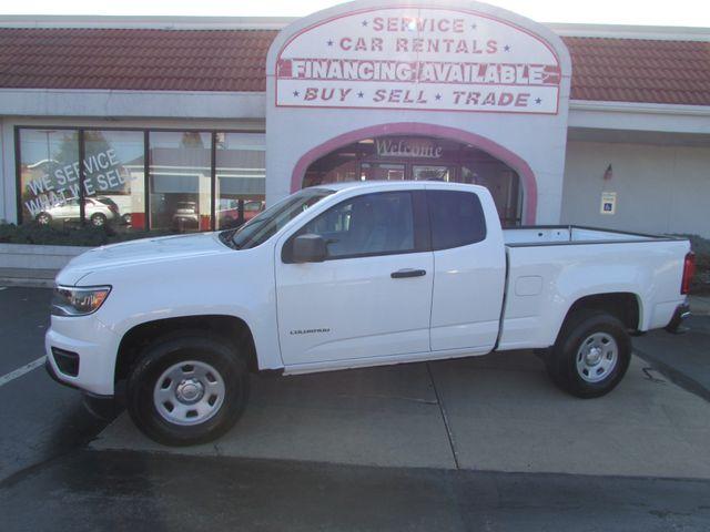 2015 Chevrolet Colorado Ext. Cab *SOLD