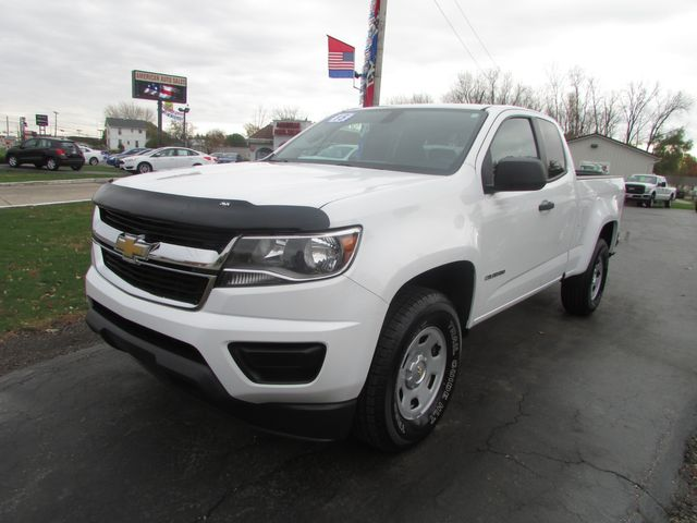 2015 Chevrolet Colorado Ext. Cab