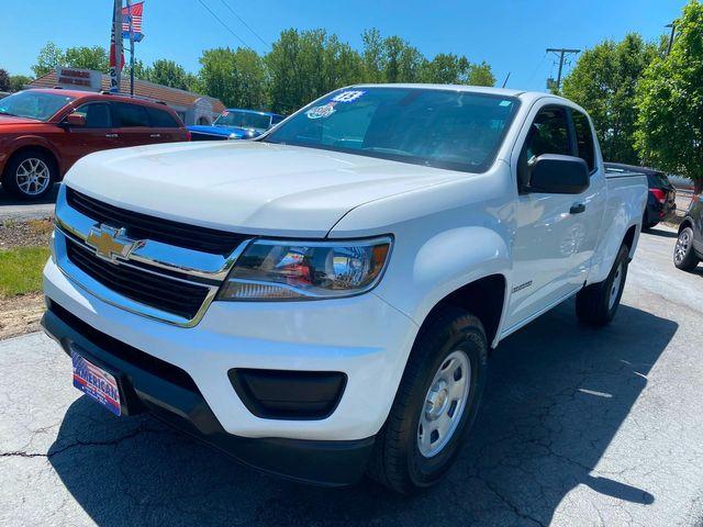 2015 Chevrolet Colorado 2WD Ext. Cab *SOLD