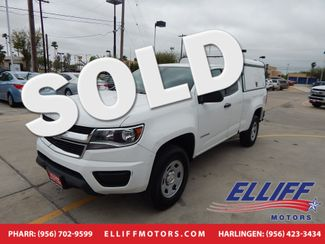 2015 Chevrolet Colorado 2WD WT in Harlingen TX, 78550