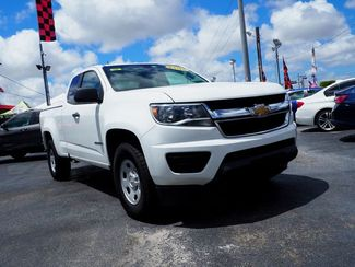 2015 Chevrolet Colorado 2WD WT in Hialeah, FL 33010
