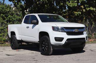 2015 Chevrolet Colorado 2WD WT Hollywood, Florida